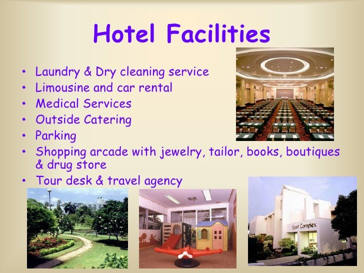 English For Hotel Business Part 3 Hotel Facilities