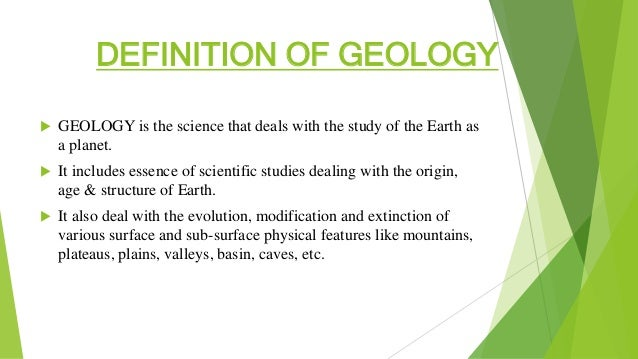 Engineering geology for Geology dictionary