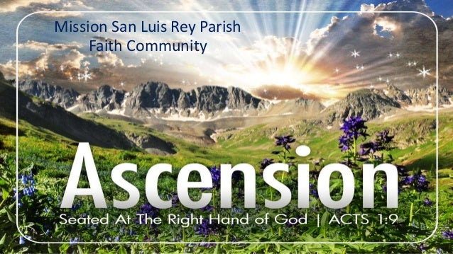 Mission San Luis Rey Parish Faith Community