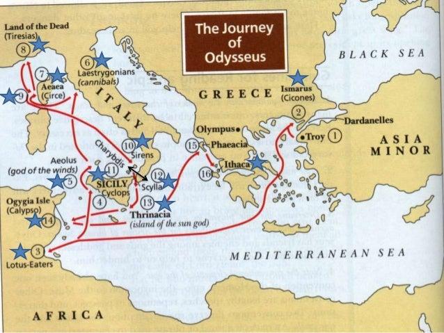 Odyssey Homer