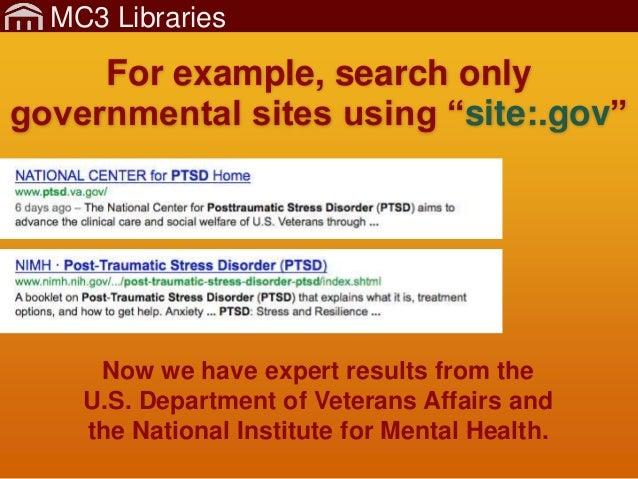 MC3Lib-Research-4-FindWebsites Slide 3