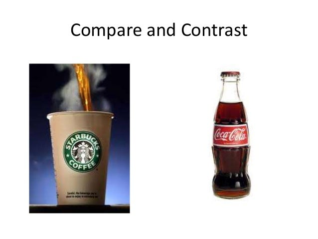 Compare and Contrast