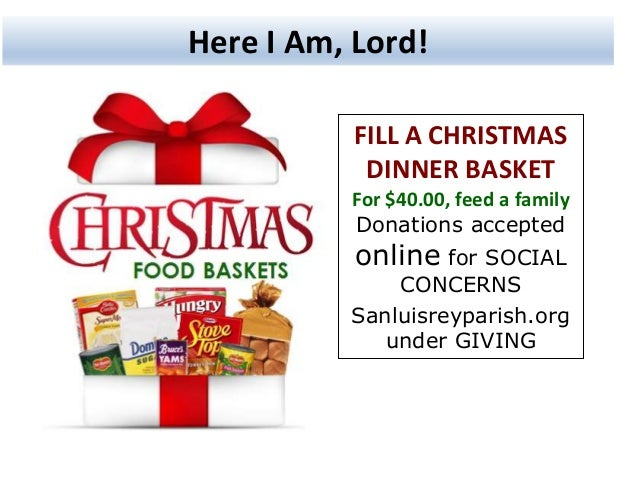 11 - Christmas Dinner Blessings