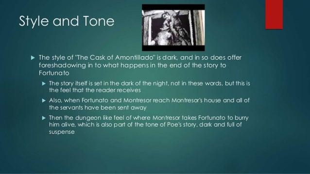 the cask of amontillado analysis