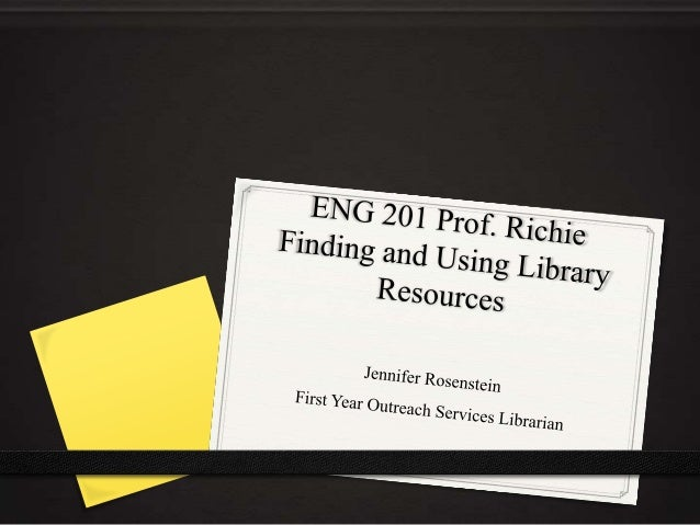 Agenda •  Learn to use the library catalog to find books from Pace and other libraries  •  Understand the difference betwe...