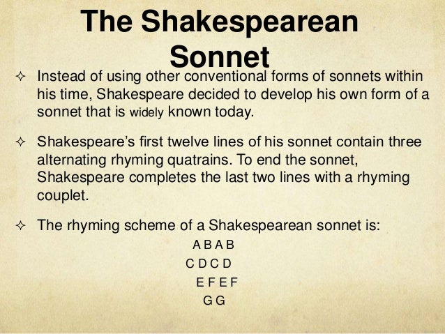 shakespeare's sonnets form and structure Summary sonnet 138 presents a candid psychological study of the mistress that reveals how many of shakespeare's sonnets dwell on a religious theme.