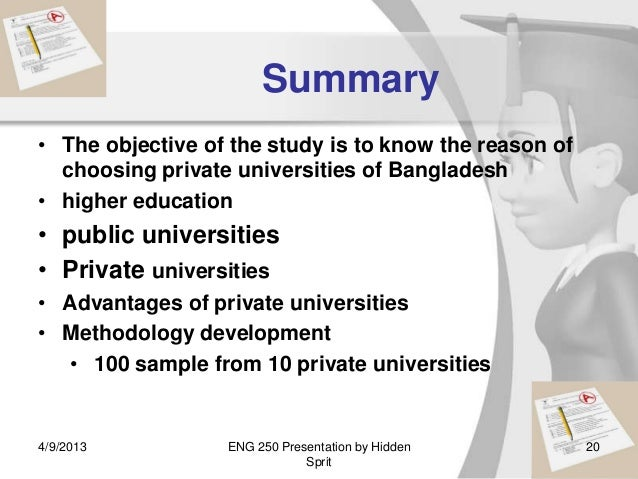 disadvantages of private university in bangladesh View notes - sample-law 200 business law course outline summer 2017 from law 200 at north south university north south university center of excellence in higher education the first private.