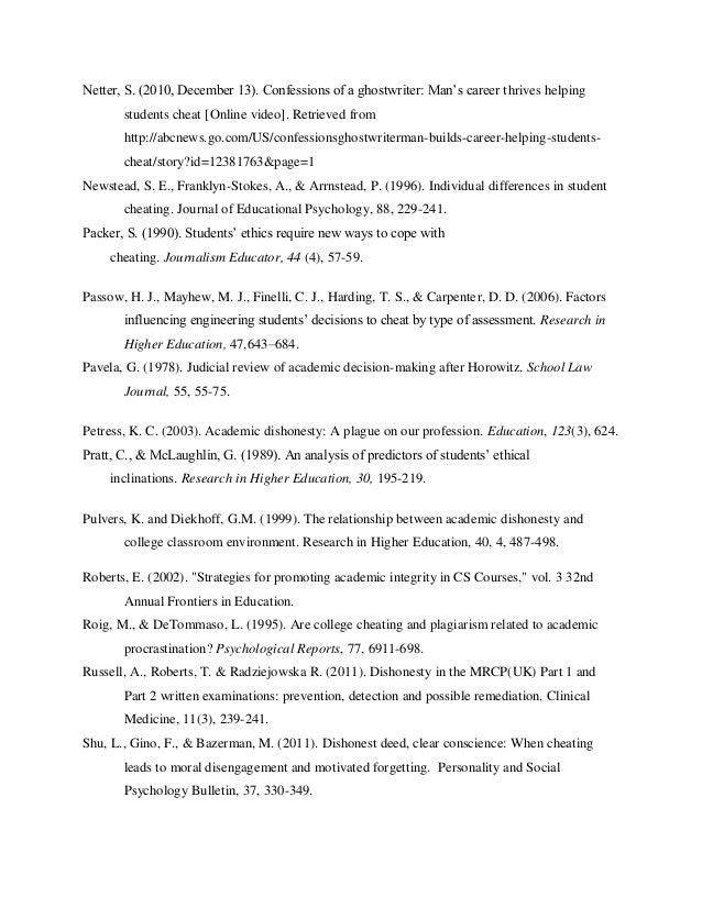 research paper hacks