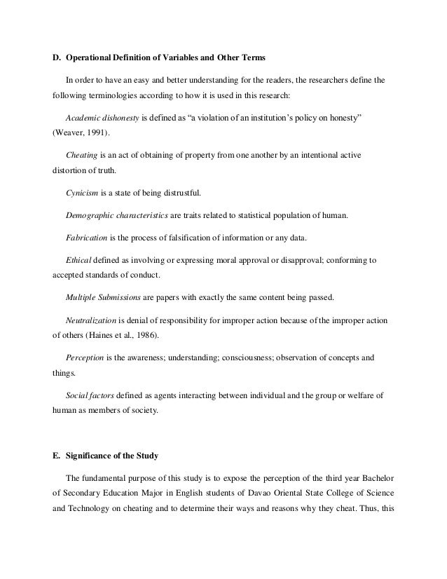 what is the definition of terms in a research paper Custom essay service reviews research paper definition of terms master with thesis 100 free essays.