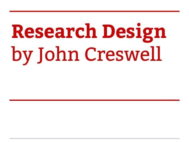 Research Designby John Creswell