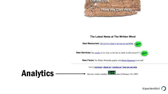 @portentint Analytics