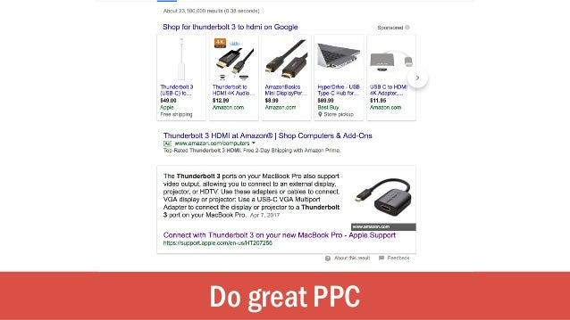 Do great PPC