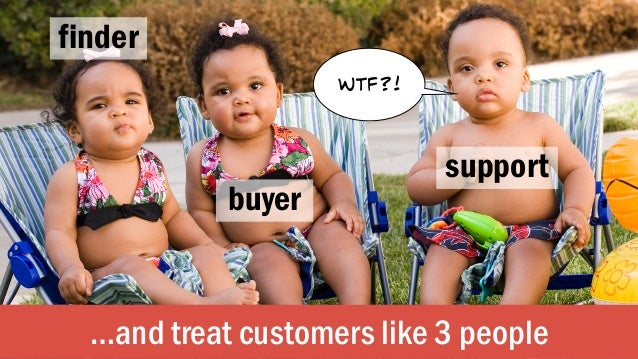 …and treat customers like 3 people finder buyer support WTF?!