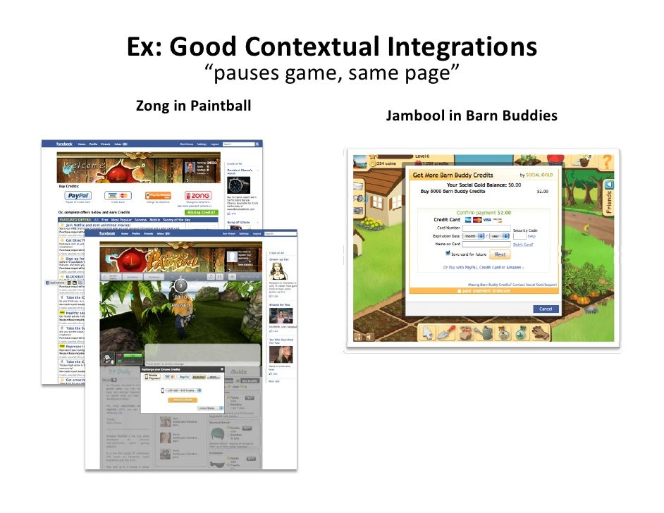 """Ex:Good ContextualIntegrations          """"pausesgame,samepage"""" Zong inPaintball                           Jambool in..."""