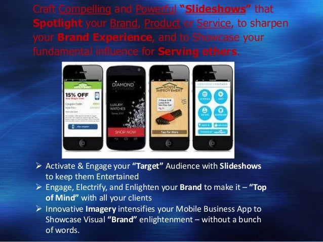 7 Hidden Gems for Impactful and Eye-Popping Actions to Engage Your Clients with Mobile Apps Slide 3