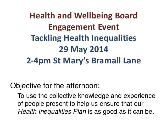 tackling health inequalities essay A critical essay on the policies that have been used to tackle obesity a critical essay on the policies that have been used to of health inequalities.