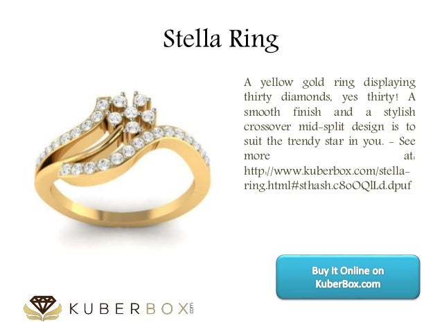 Engagement Rings Designs By KuberBox Rs Rs