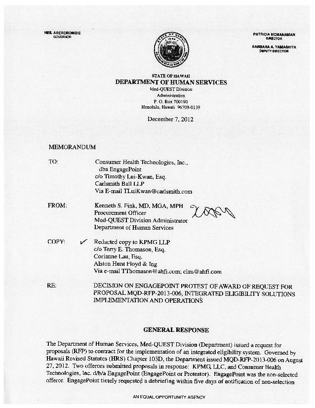 Engage point   dhs decision redacted