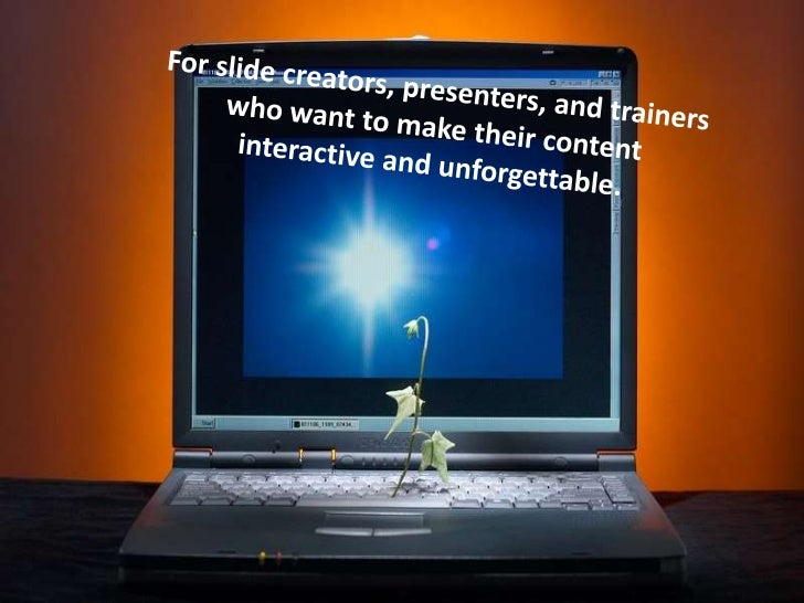 Engage the Brain: 5 Ways to Create Interactive Slides Slide 2