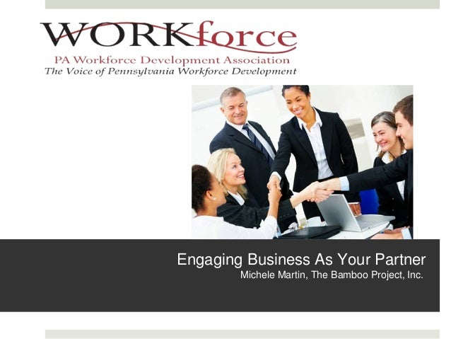 Engaging Business As Your Partner Michele Martin, The Bamboo Project, Inc.