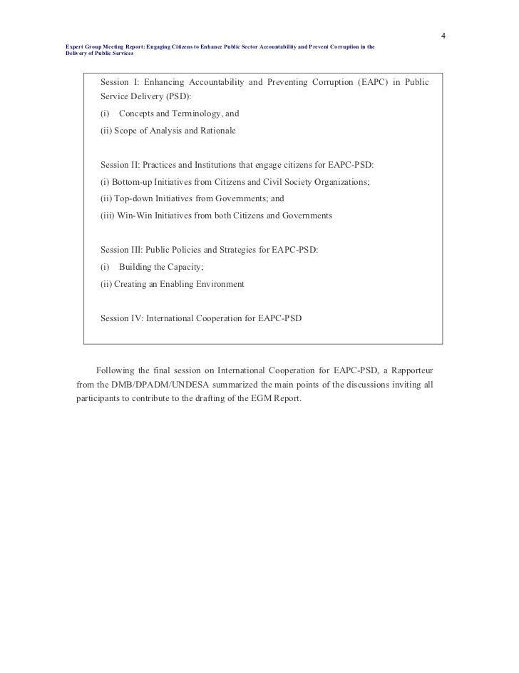 accountability in public sector pdf