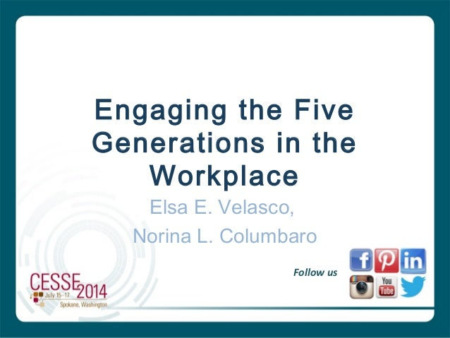 Engaging 5 Generations In The Workplace