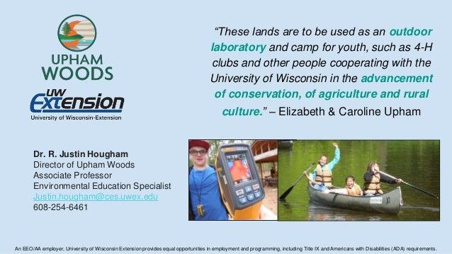 Engaging Next Generation WS - Justin Hougham Slide 2