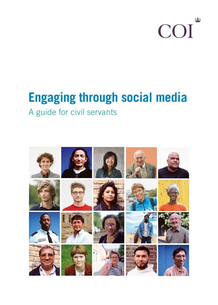 Engaging through social_media