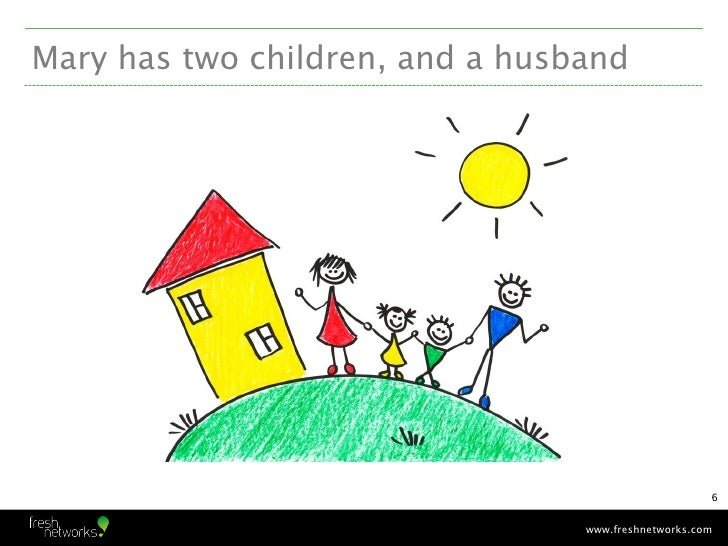 Mary has two children, and a husband                                                     6                                ...