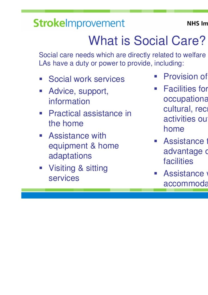 how has the relationship between social welfare profession