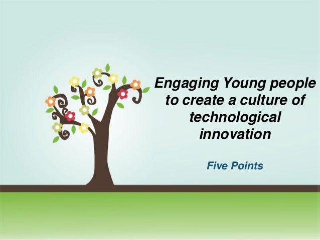 Engaging young people to create a culture of technological innovation clicking 3 click here to download this powerpoint template toneelgroepblik Gallery