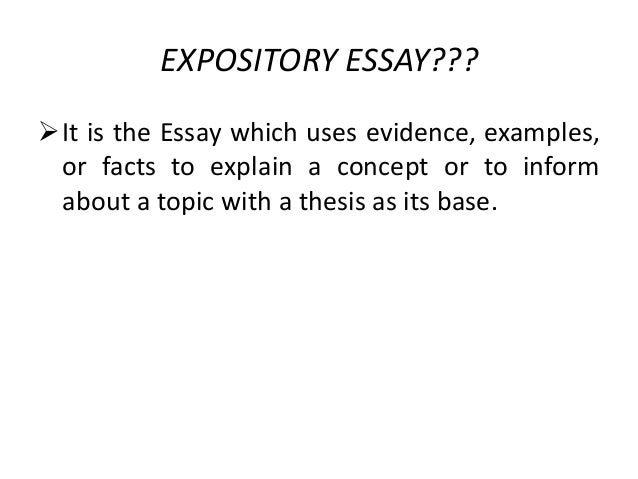 cpec expository essay expository essay