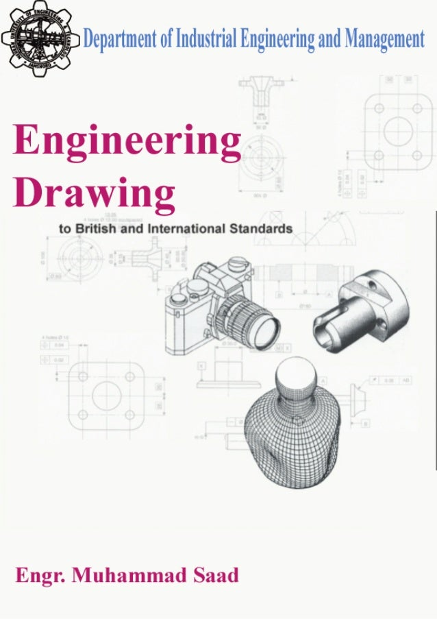 Department of IndustrialEngineering and management          ENGINEERING DRAWING                                          E...