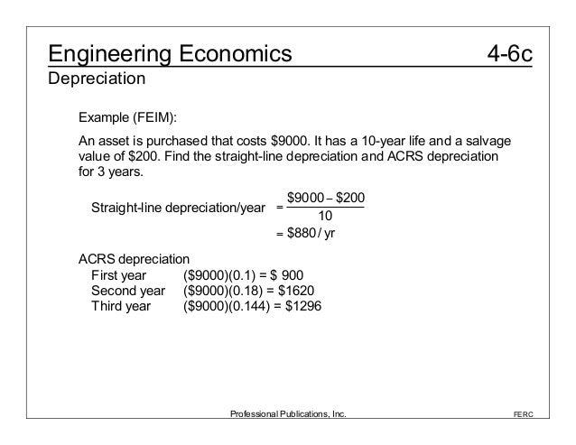 Engin economic slides