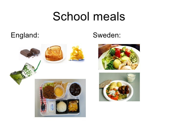 Typical High School Kids Dinner