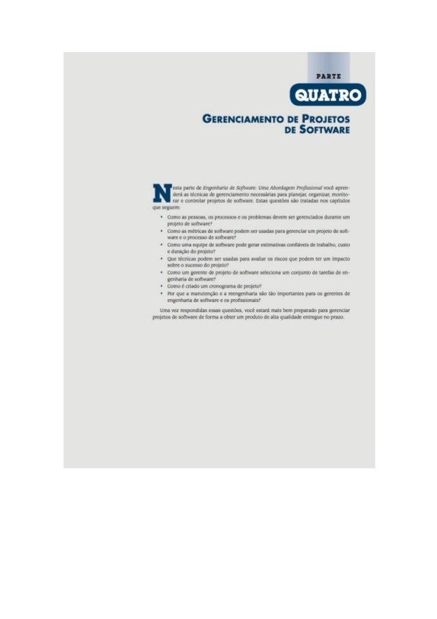 Engenharia de software 7° edição roger s.pressman capítulo 24