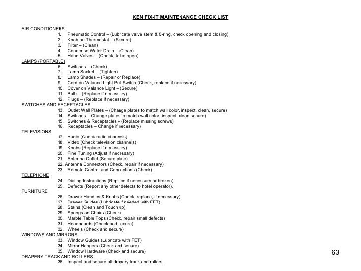 engineering sop rh slideshare net Operations and Maintenance Plan Building Operations Manual Template