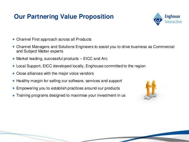 ... Partnering Objectives; 13.