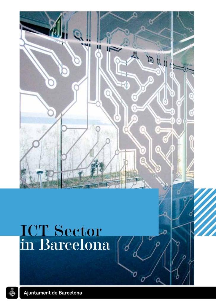 ICT Sectorin Barcelona
