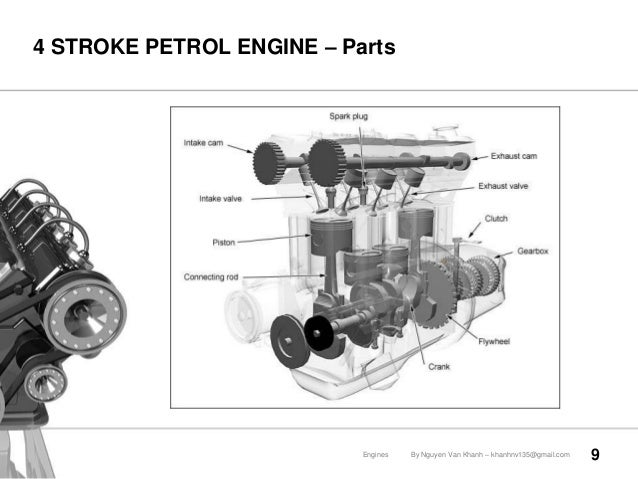 engine by my