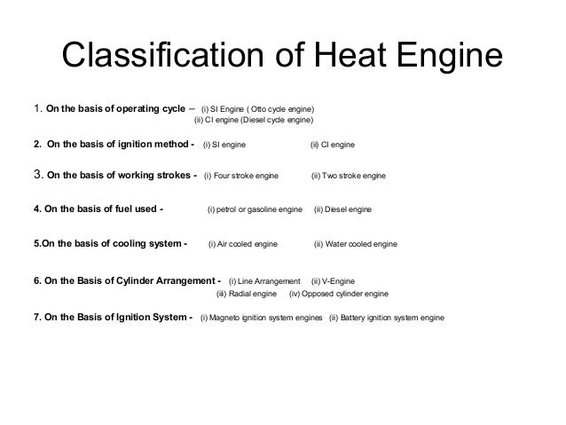 Lecture 8– carnot cycle the most efficient heat engine would be.