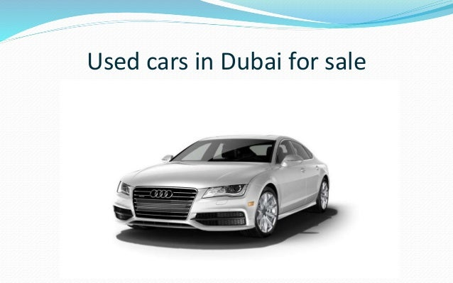 Best Place To Sell Cars In Dubai