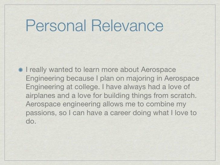 Aerospace Engineering Slide 3