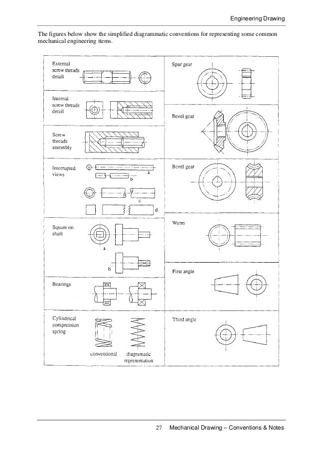 engineering drawing course book. Black Bedroom Furniture Sets. Home Design Ideas