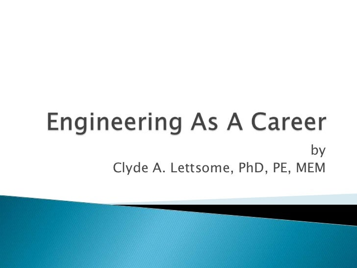 byClyde A. Lettsome, PhD, PE, MEM