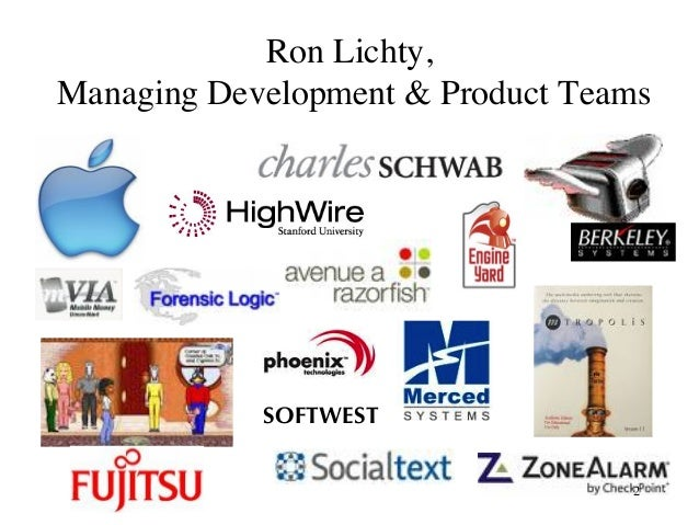 Engineering challenges, product management solutions - product camp 2016 Slide 2