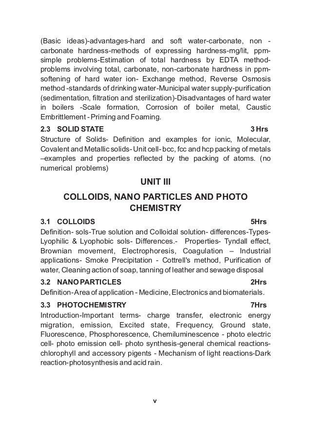 Engineering chemistry sem 1&2