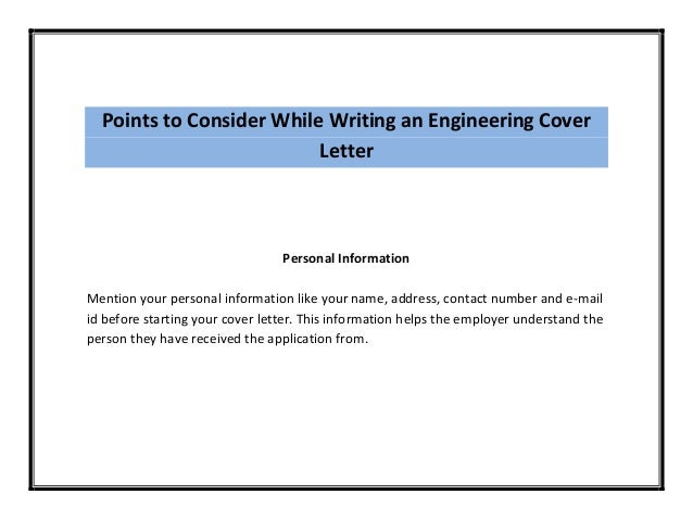 read full article httpwwwbestofsampleresumecomengineering cover letter sample 3 - Writing An Engineering Cover Letter