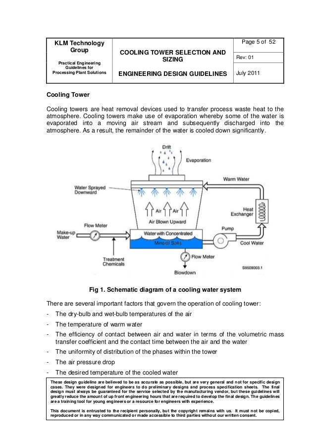 Engineering Design Guidelines For Pump Selection And Sizing
