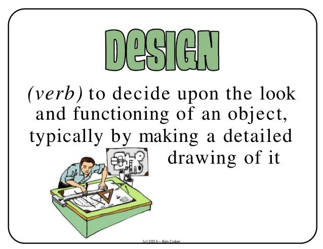 . Engineering desing process